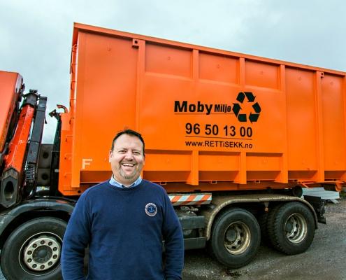 Container næringsliv Moby Miljø